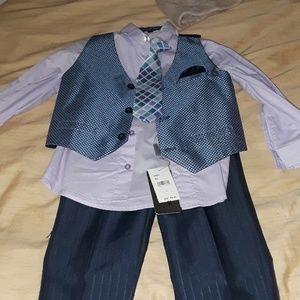Toddler slack outfit 4t